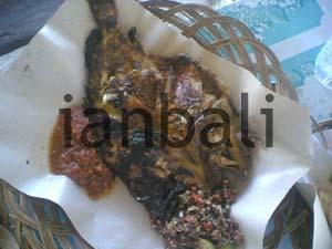Wisata Kuliner Ikan Bakar Pulau Serangan